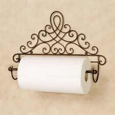 towel holder for wall. Cassoria Wall Paper Towel Holder Antique Bronze. Click To Expand For H