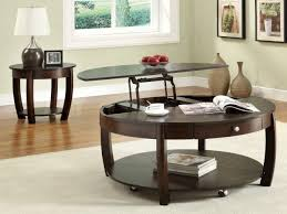 Coffee Table:Round Lift Top Coffee Table 10 Inspiration Round Lift Top  Coffee Table Lift Good Ideas
