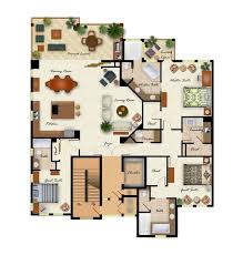 floor plan with furniture. architectures floor plans house home decor interior furniture kitchen bathroom bedroom living room log cabin plan with n