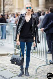 leather jackets for women street style 6