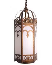 gothic lantern lighting. Large Gothic Harlequin Antique Lantern Light (1 Of 2) Lighting A