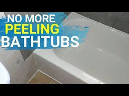 surface integrity bathtub refurbishing on a terrible bathtub in a al apartment montreal qc