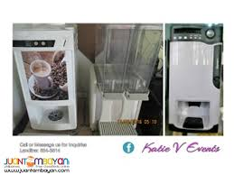 Coffee Vending Machine In Cebu Inspiration Coffee Vending Machine For RENT Pasig Kate