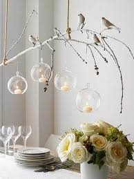 rustic tree branch chandeliers