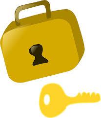 door lock and key cartoon. BIG IMAGE (PNG) Door Lock And Key Cartoon A