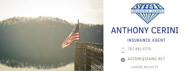 Our benefits being insured through the anthony perez and the steele insurance agency means you will always be taken care of no matter what life may throw at you. Anthony Cerini Steele Insurance Agency Home Facebook