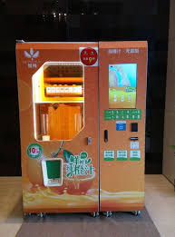 Fresh Juice Vending Machine Awesome Quality Fresh Juice Vending Machine Manufacturer