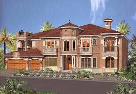 Mediterranean House Plan 37 189