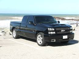 2003 Chevrolet Silverado Ss best image gallery #5/14 - share and ...