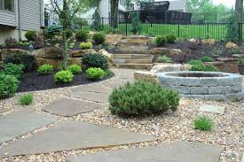 Small Picture River Rock Landscaping Ideas Front Yard Design front yards without
