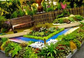 Small Picture Small Garden Design Ideas On A Budget Downlinesco Perfect Garden