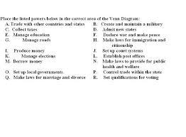 Venn Diagram Virginia Plan And New Jersey Plan Social Studies Grade 5 Mc3 Unit 7 A New Nation