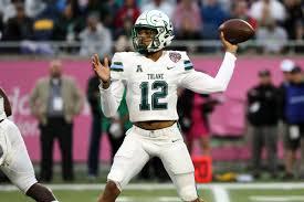 Tulane Football State Of The Team Quarterbacks Underdog
