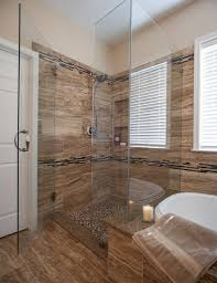 Open Shower Beautiful Open Shower Designs Without Doors Walk In With