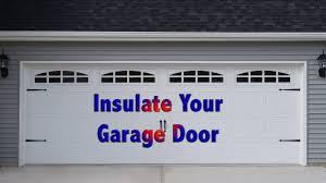 insulation for garage doorGarage Doors  How To Insulate Garage Door Tos Diy Beautiful
