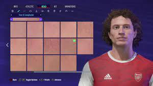 FIFA 21 | DAVID LUIZ PRO CLUBS LOOK ALIKE TUTORIAL ARSENAL