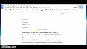 Apa Template Google Docs Template Modern Design