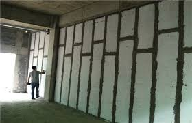 heat resistant fireproof wall panels residential lightweight partition walls