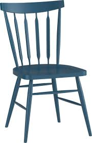Regatta Dining Chair With Sunbrella  Cushion Side Chair And - Dining room chairs blue