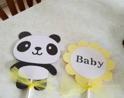 Panda Themed Baby Shower  Baby Shower ThemesPanda Baby Shower Theme