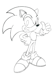 Mario And Sonic Coloring Pages At Getdrawingscom Free For