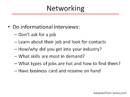 What Do Jobs Look For Getting That Fist Biotech Job Stories From A Recent Graduate Ppt