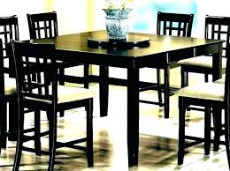 round glass counter height dining sets glass top counter height table daisy round
