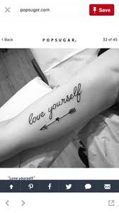 Small Quote Tattoos Fascinating Cute Small Tattoos With Meaning Google Search Tats Pinterest