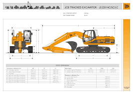 Jcb Tracked Excavator Js 220 Nc Sc Lc Manualzz Com