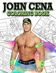 Click the wwe wrestling fight coloring pages to view printable version or color it online (compatible with ipad and android tablets). John Cena Coloring Book High Quality Coloring Pages Of Favorite Wwe Superstars John Cena Martinez Selena 9798630292995 Amazon Com Books