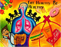 Poster Designing Competition For A Healthy Lifestyle Mygov In