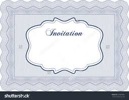 vector illustration formal invitation template easy stock vector vector illustration of formal invitation template easy to edit and change colors pattern