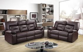 brown sofa sets. Lazi Boy Leather Brown Sofas: Rocky Bundle Deal Set Sofa Sets