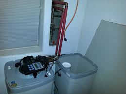 How To Maintain A Water Softener Was My Water Softener Hooked Up Correctly Home Improvement