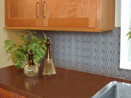 Kitchen Backsplash Tin Tin Backsplash Ideas From Armstrong