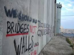 Image result for bridges not walls