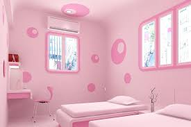 girls bedroom ideas pink. kids room, pink bedroom lovely twin beds and space saving wall mount study desk for girls ideas