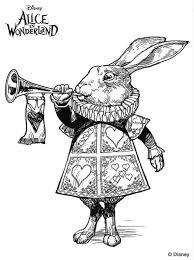 Alice In Wonderland 2 Kleurplaat Jouwkleurplaten