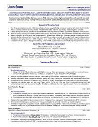 Law Enforcement Resume Samples Free Resumes Tips