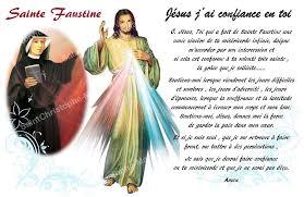 Coeur Immaculé de Marie - Sainte Faustine, grand apôtre de la Divine  Miséricorde, priez pour nous. | Facebook