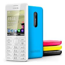 Nokia 206 vs. Philips E133 - Phonegg