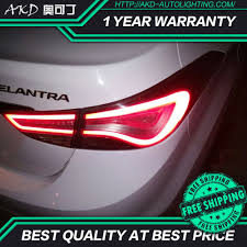 2012 Hyundai Elantra Running Light Bulb Akd Tuning Cars Tail Lights For Hyundai Elantra 2012 2016