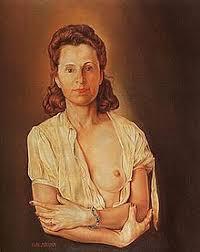 Afbeeldingsresultaat voor gala in Dali's paintings