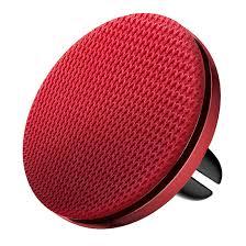 <b>Ароматизатор Baseus Car</b> Fragrance Fabric Artifact Красный