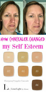 Limelight By Alcone Concealer Chart Limelight By Alcone Concealer And A Self Esteem Boost At