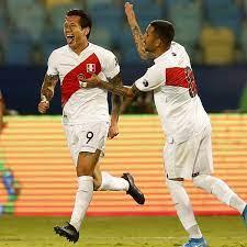 Colombia vs Peru: Defensive Colombians ...