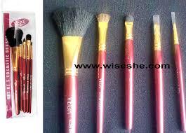 affordable makeup brushes. vega makeup brushes affordable o