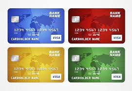 Alsusart By Deviantart Vector Free Template Card On Credit