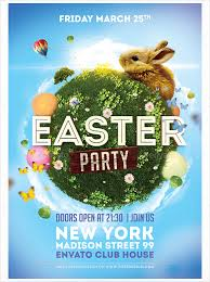 33 Easter Flyer Templates Free Sample Example Format