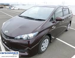 2012 Toyota Wish - $2.19M Neg - Cars Connect Jamaica